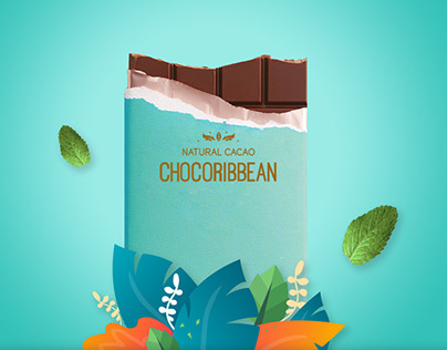 Chocoribbean - Packaging & UI Design