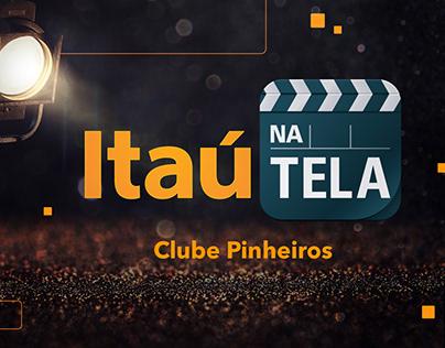 Projeto Itaú na tela - Clube Pinheiros