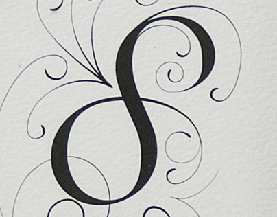 Table Numbers Typography