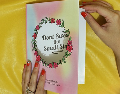 Book Design: Don't Sweat the Small Stuff