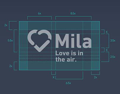 Mila - Logo Redesign