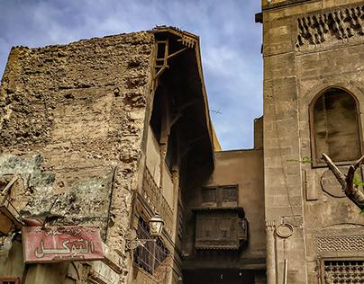 islamic monuments