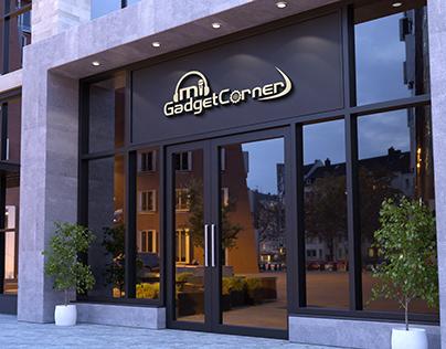 Logo Design-Mi-Gadget-Corner