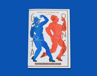 Gotta Dance Vol.1 // riso zine