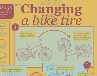 Changing a Bike Tire - How-to Guide
