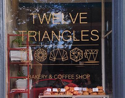 Twelve Triangles
