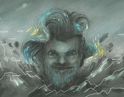 Reinhold Messner Illustrations