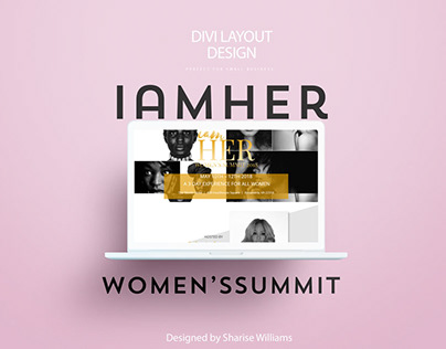 iamHer Conference Page
