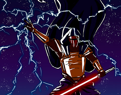 Revan in lightnings