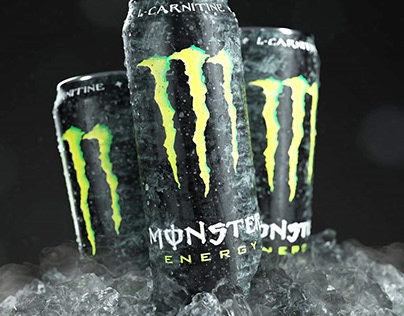 Monster Energy Advertisement