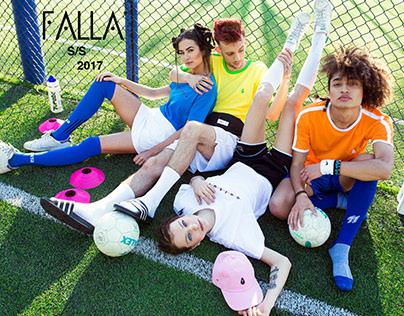 FALLA SS 2017- Sportswear
