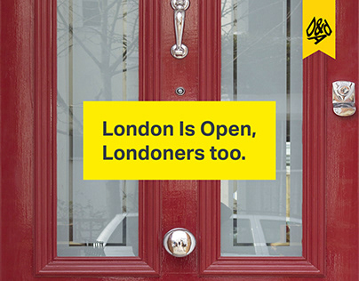 D&AD New Blood | London Is Open, Londoners too