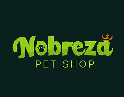 Nobreza Pet Shop (Identidade Visual)
