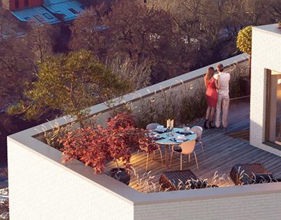 Residential development Oslo, Norway