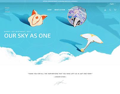 Sky: Children of the Light Official Merch Shop