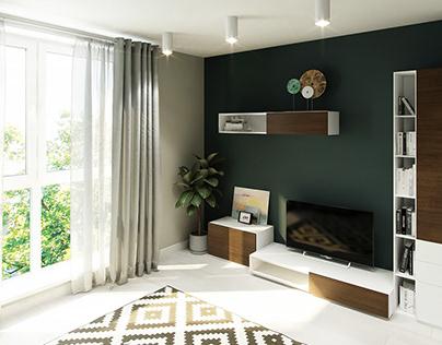 Apartment in Scandinavian style | Kaliningrad