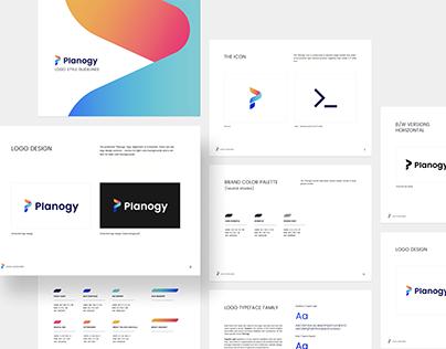 Planogy - Brand Identity