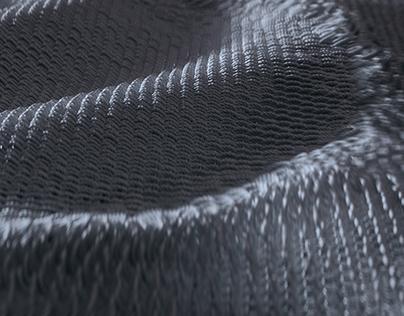 3D Knitting Studies