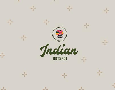 Indian Hotspot - Branding