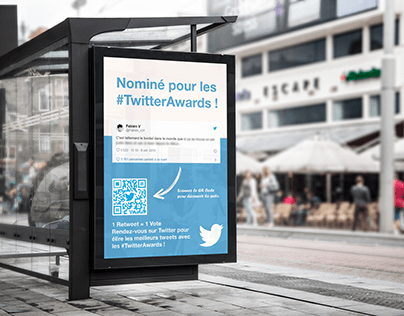 Les #TwitterAwards