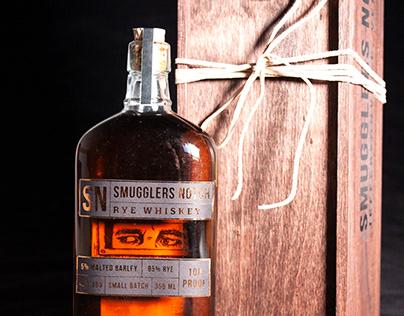 Smugglers Notch Rye Whiskey