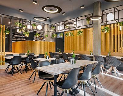 DON PEPE BUDAÖRS - interior design / 2019