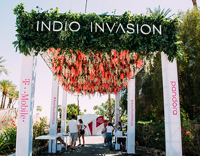 T-Mobile Indio Invasion Powered by Pandora