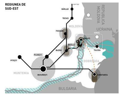 Creative Urban System: Braila - Galati