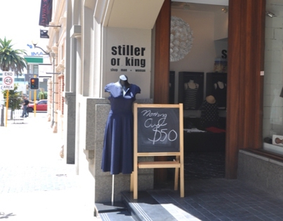 Stiller on King, Perth, Western Australia
