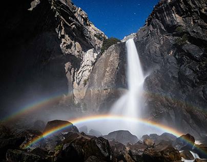Yosemite Moonbow 2021