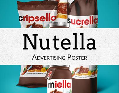 Nutella - Advertising poster