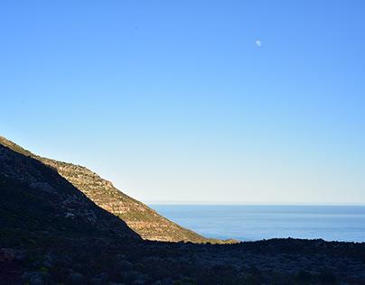 Chapmans Peak Western Cape