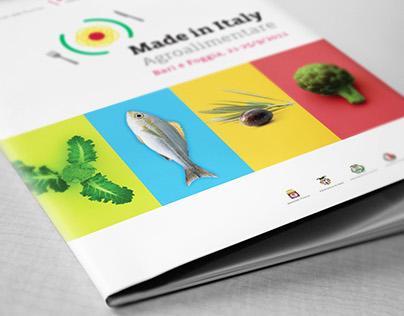 Festival della Scienza | Made in Italy Agroalimentare