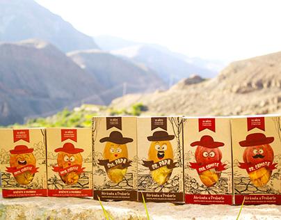 packaging Productos Quillabamba