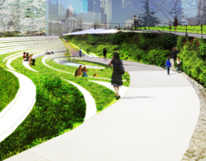 NYC City Hall Park