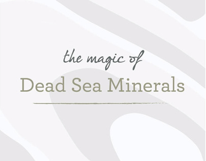 Dead Sea Collection   Laline