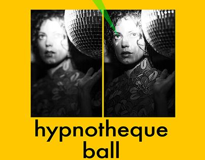 HYPNOTEQUE BALL _ Photo Proyect _ model _ Belen Espejo
