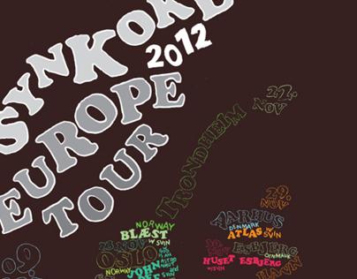 SynKoke Europe Tour