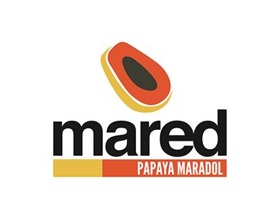 Mared - Papaya - Brand & Packaging Design