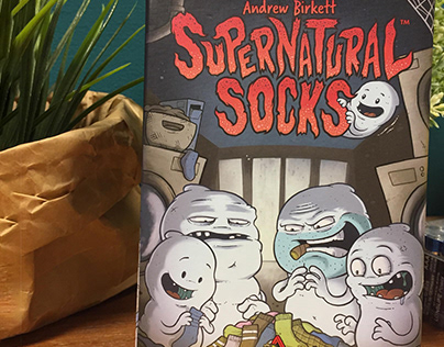 Supernatural Socks, Board Game
