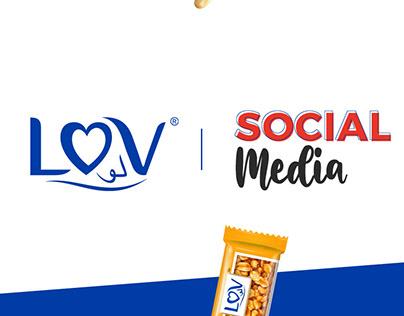 Social Media Designs for LOV