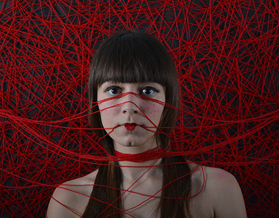 Red Thread - photography