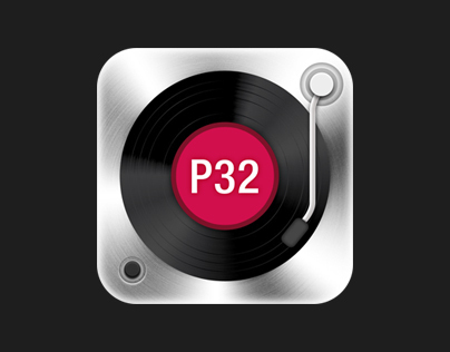 P32 Player - The new gesture music player