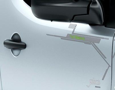 Peugeot Partner Electrique
