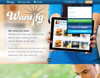 Wantify