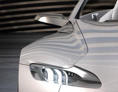 Peugeot SR1 - Concept