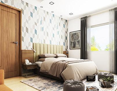 New Apartment Room