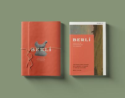Berlí | Arquivo de Experiências Culinárias