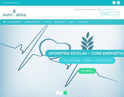 Site Nutri.Alma