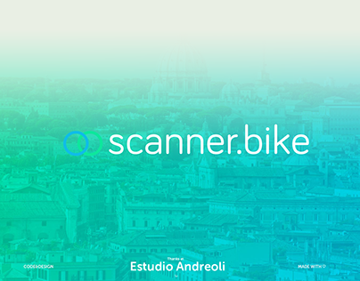 Scanner Bike